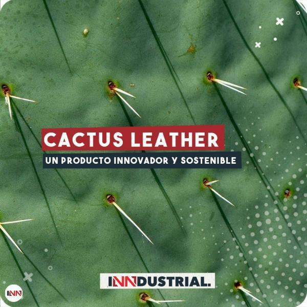 Cactus Leather (cuero de cactus)