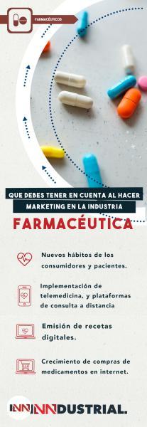 Marketing en la industria farmacéutica
