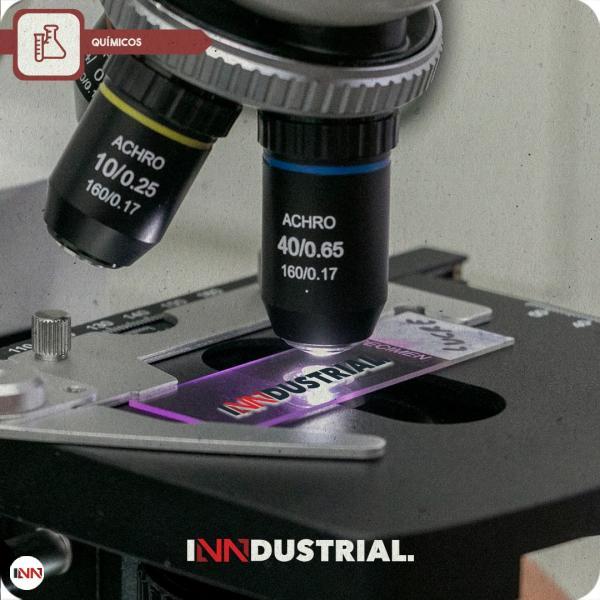 La industria química hace parte de Inndustrial