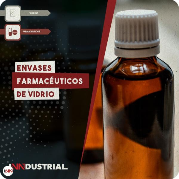 Envases farmacéuticos de vidrio