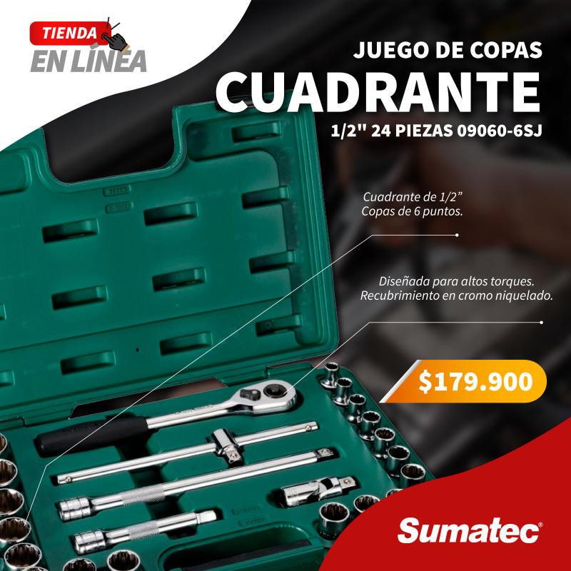 JUEGO DE COPAS SATA