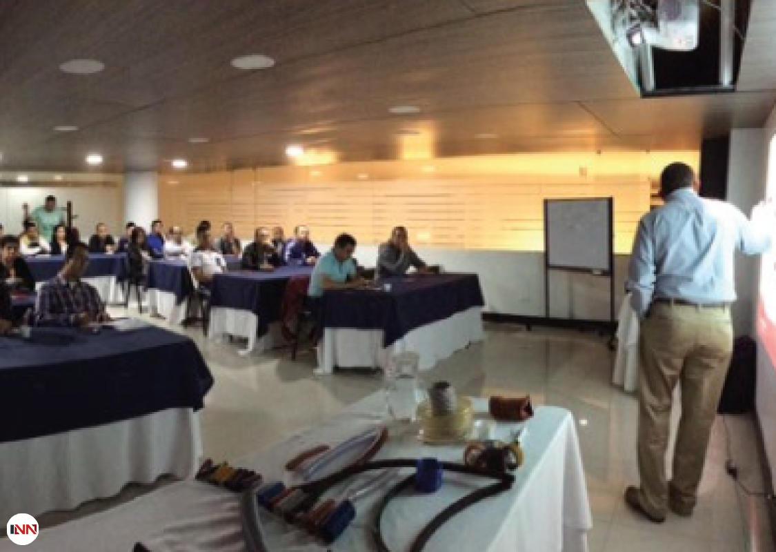 Escuela de expertos en Manizales - Tema: Soldadura