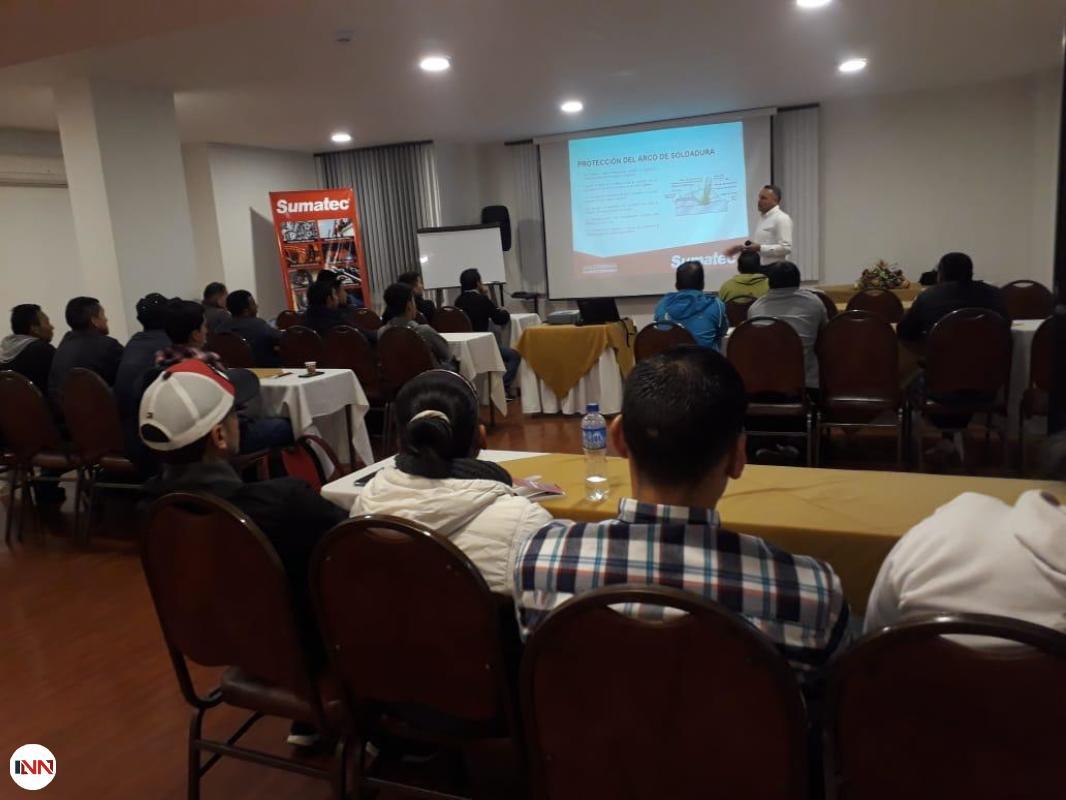 Escuela de expertos en Pereira - Tema: Soldadura