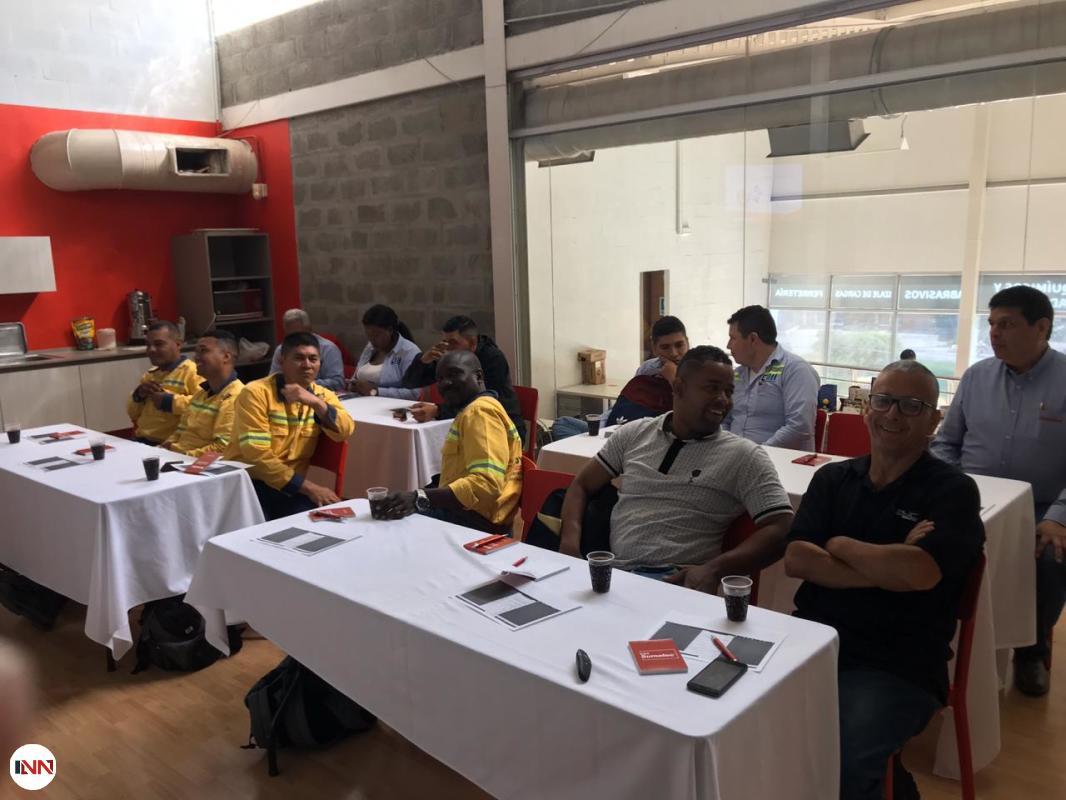 Escuela de expertos en Villavicencio - Tema: Seguridad Industrial