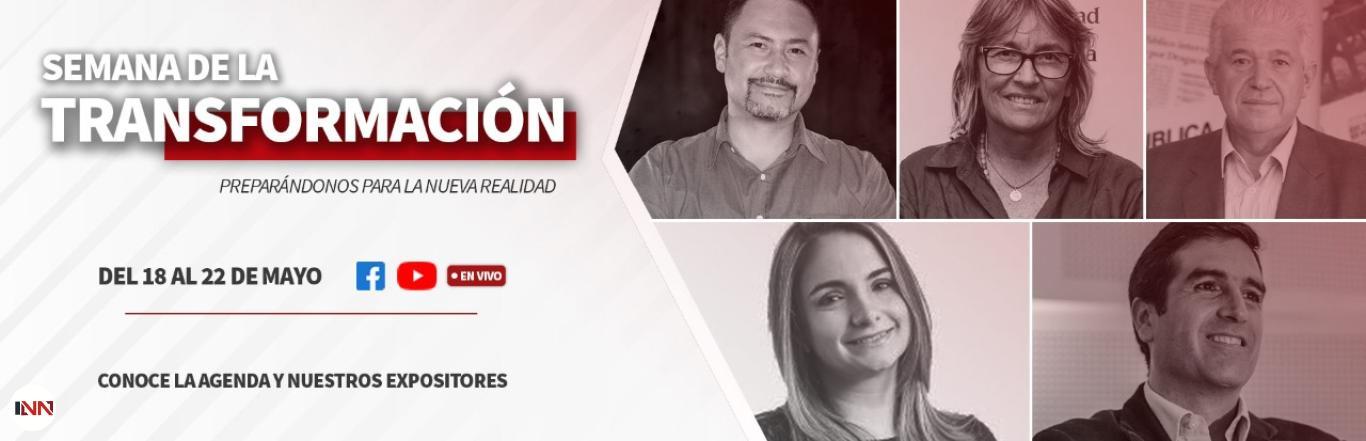 SEMANA DE LA TRANSFORMACIÓN