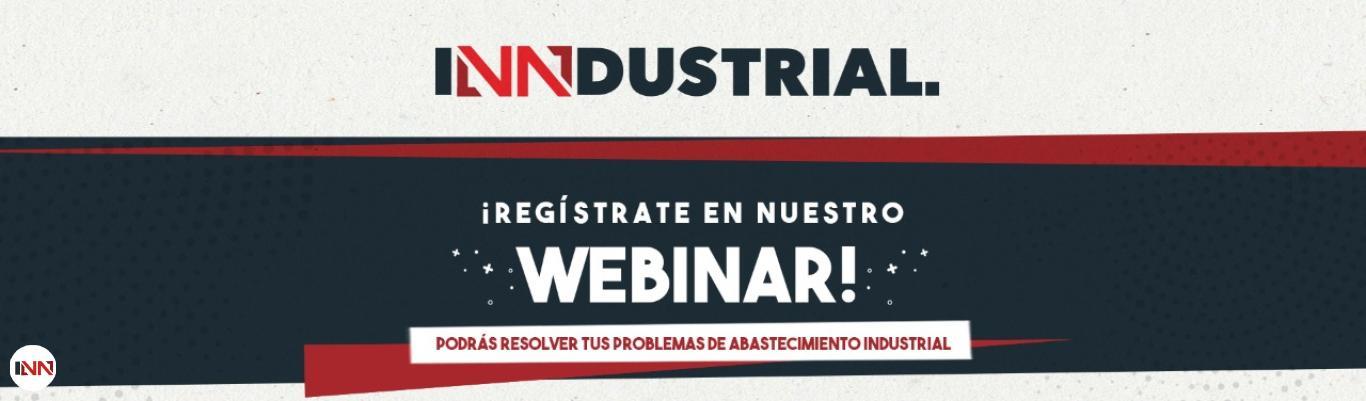 ¡Queremos que hagas parte de un webinar exclusivo para la industria!
