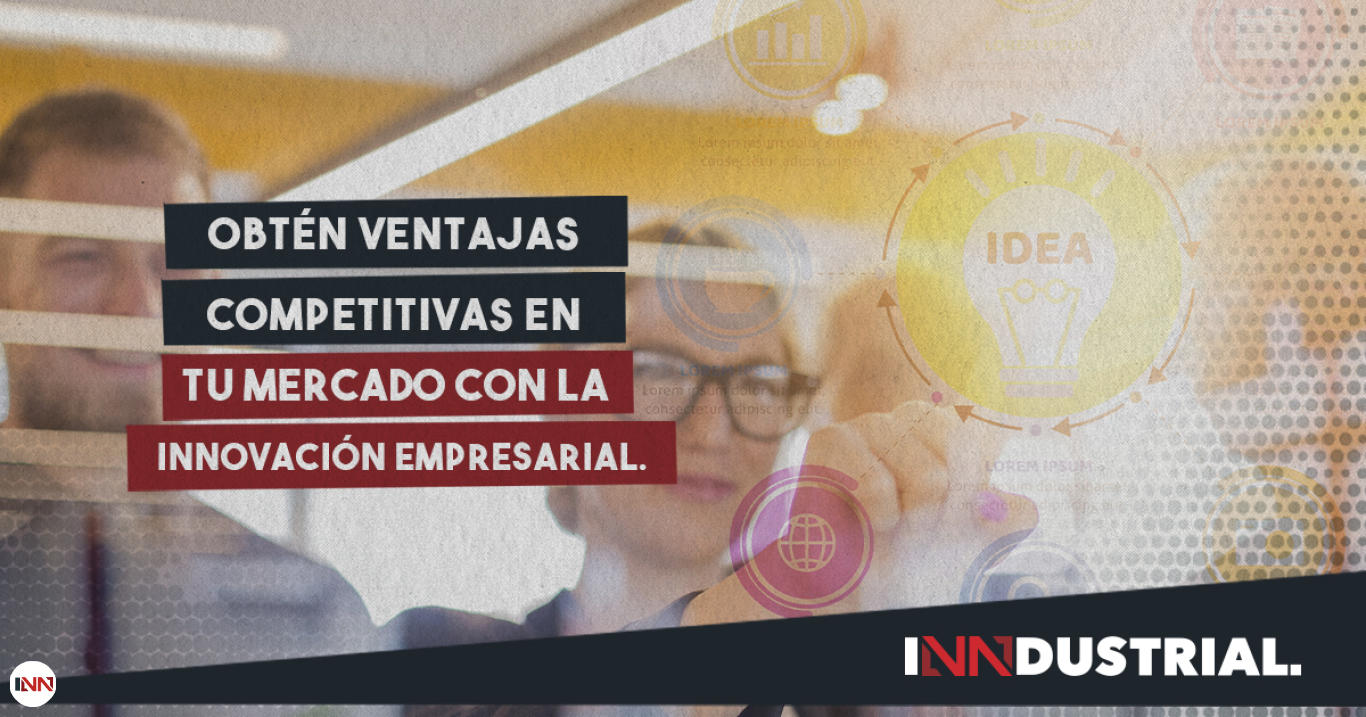 Atrae nuevos nichos de mercado gracias a la innovación empresarial