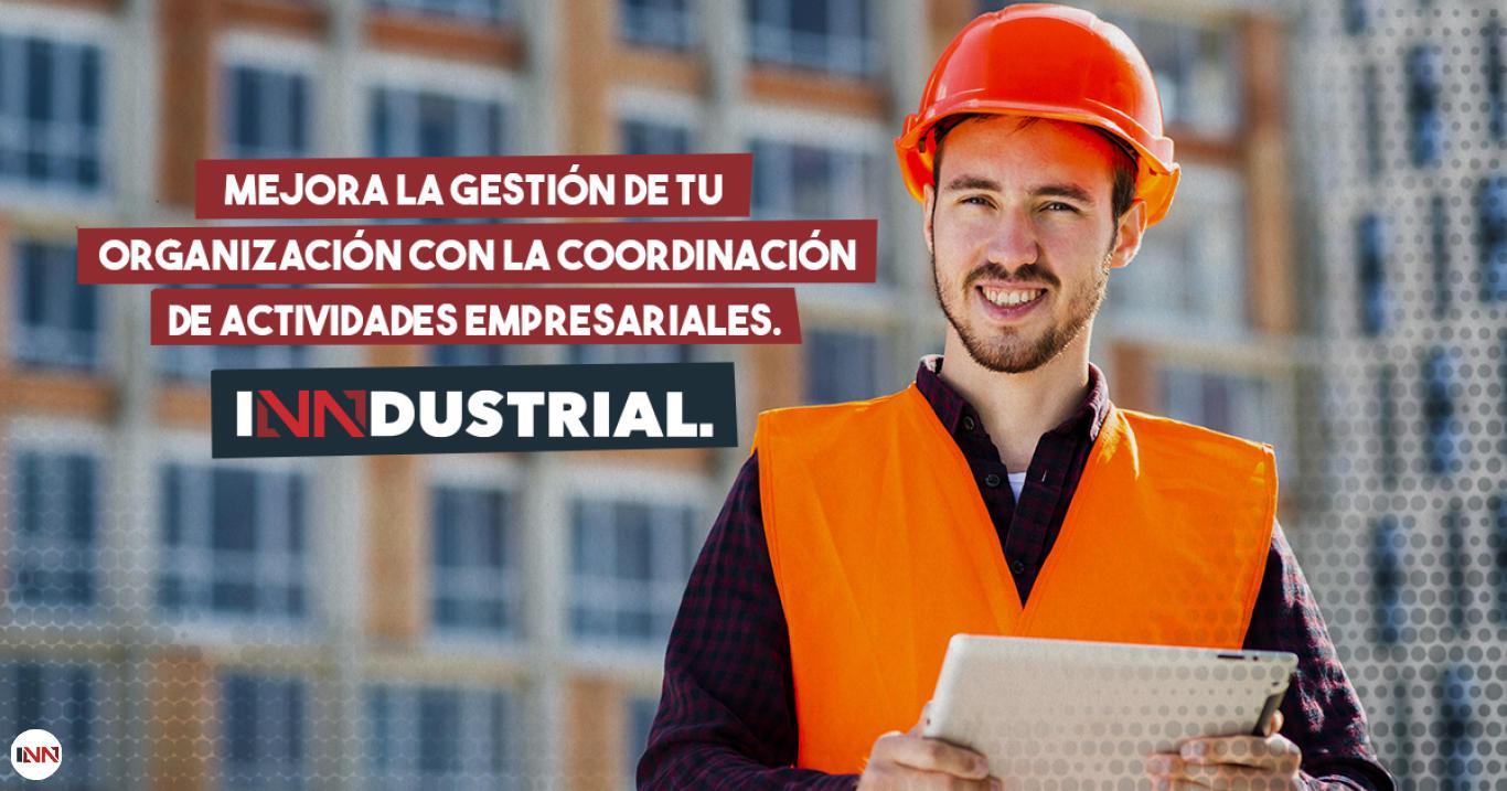 Prevención de riesgos laborales con la coordinación de actividades empresariales