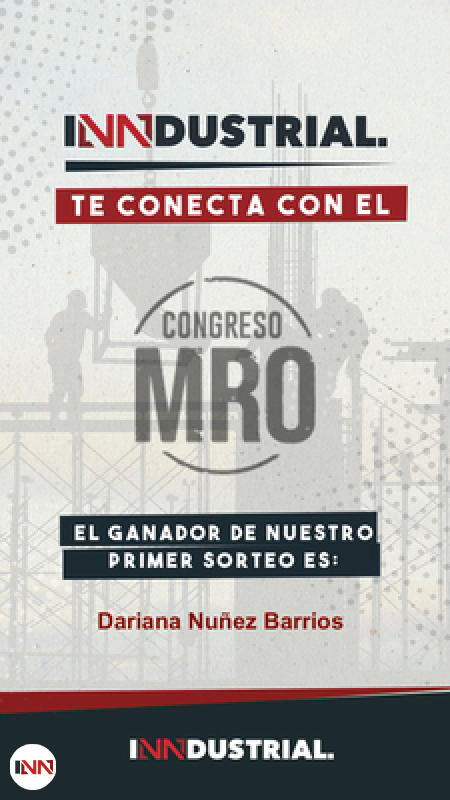 ¡Tenemos ganador del primer sorteo de entradas para el congreso MRO!