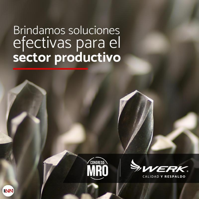 Soluciones efectivas MRO con productos Werk