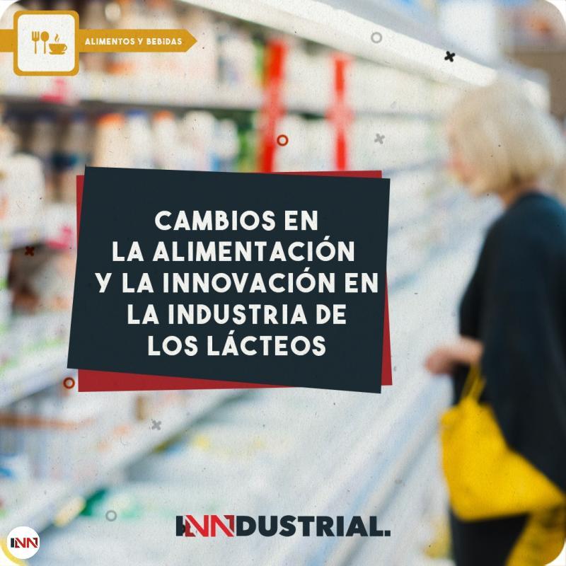 Innovación en la industria de los lácteos
